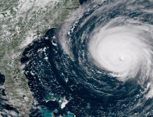 Huracanes y cambio climático: afianzando la relación