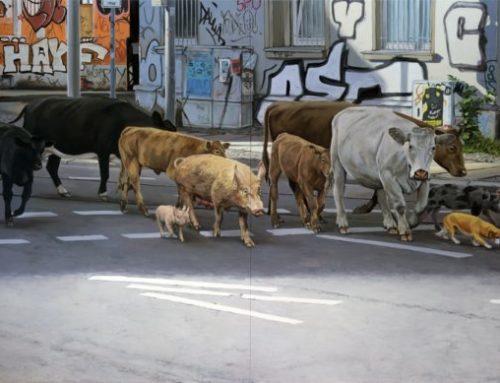 Green New Deal: una transición justa para los animales
